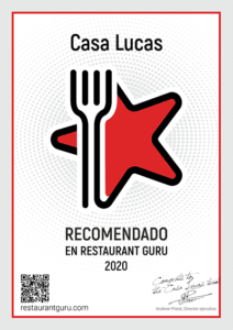 Restaurant Guru Casa Lucas